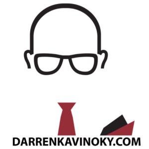 Darren Kavinoky Website Logo Happy 420 Day
