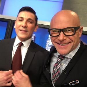 Darren Kavinoky and John Vause on CNN International