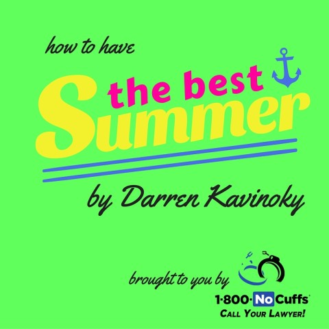 #TheBestSummer The Best Summer by Darren Kavinoky