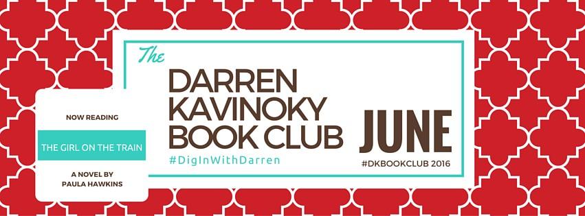 Darren Kavinoky Book Club #DKBookClub