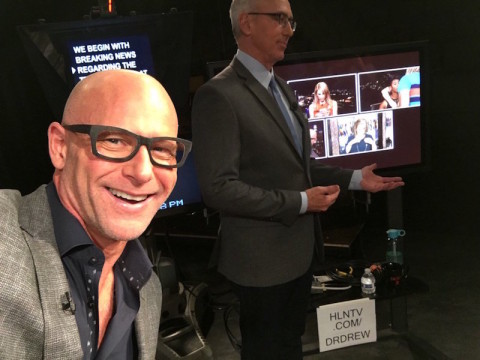 Darren Kavinoky on Dr. Drew HLN Discussing