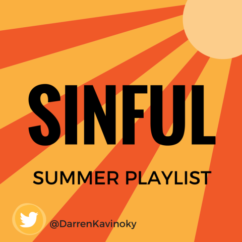 SINFUL SUMMER PLAYLIST
