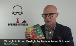Darren Kavinoky Book Club July 2016 Midnight in Broad Daylight by Pamela Rotner Sakamoto