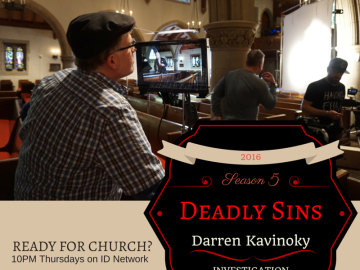 Deacon of Death on Investigation Discovery Deadly Sins