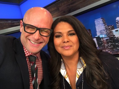 Darren Kavinoky with Sara Sidner in the CNN International Newsroom discussing Ryan Lochte robbery in Rio August 17 2016.jpg