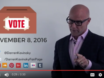 Day of Democracy: Will you Vote this Presidential Election?