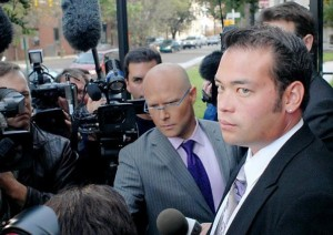 Photo l to r: Darren Kavinoky and Jon Gosselin