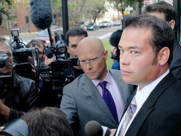 Jon Gosselin and Kate Gosselin Custody Case